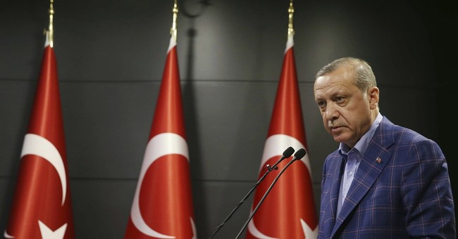 The Latest: Turkish leader gets call from Trump after vote