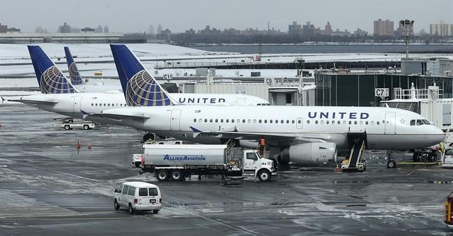 United's 1Q profit fell 69 percent, before dragging incident