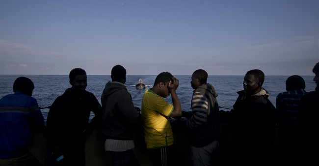 Thousands of migrants rescued in 3 days in Mediterranean