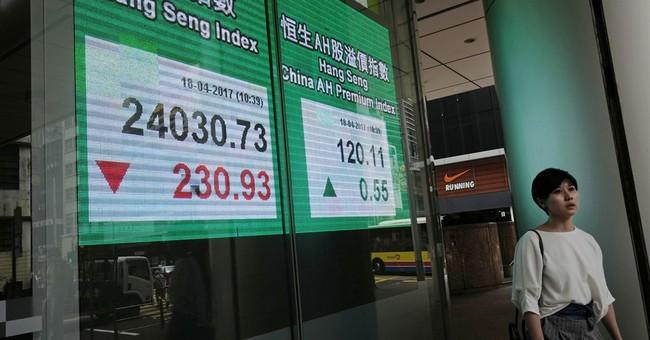 World stocks slide as geopolitics, European votes weigh