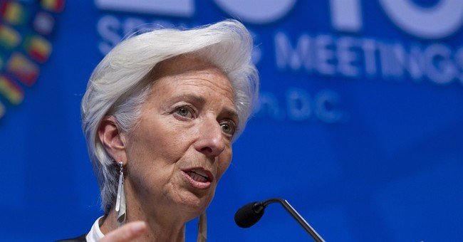 IMF foresees global economy accelerating to 3.5 pct. in '17