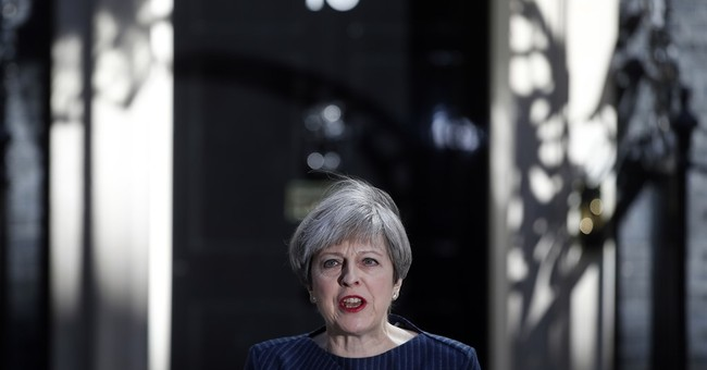 The Latest: Trump, May speak about British election plans