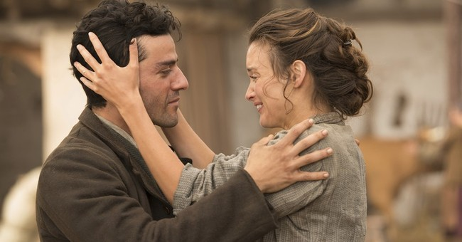 Review: Love triangle undoes historical epic 'The Promise'