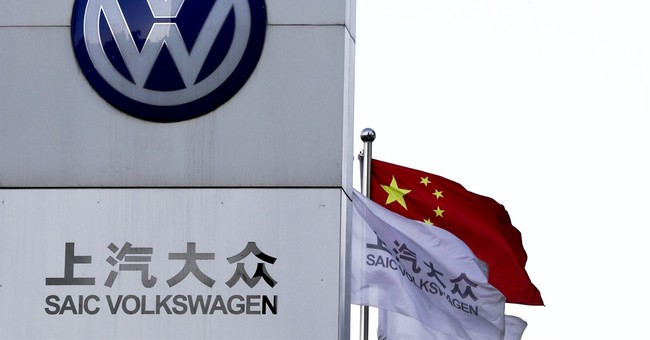 The Latest: Volkswagen unveils electric concept vehicle