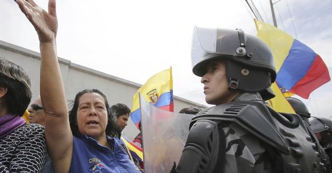 Ecuador presidential recount confirms Lenin Moreno victory