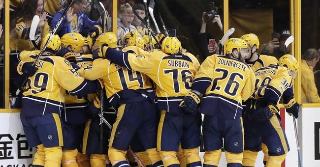 Four Loco: NHL plays 4 OT playoff games in crazy night