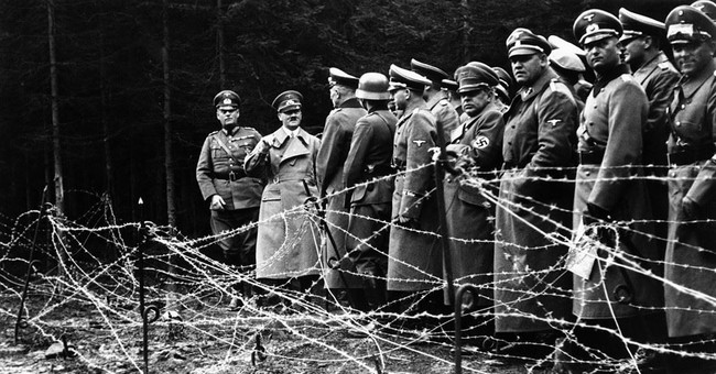 New book says Hitler was an indicted war criminal at death