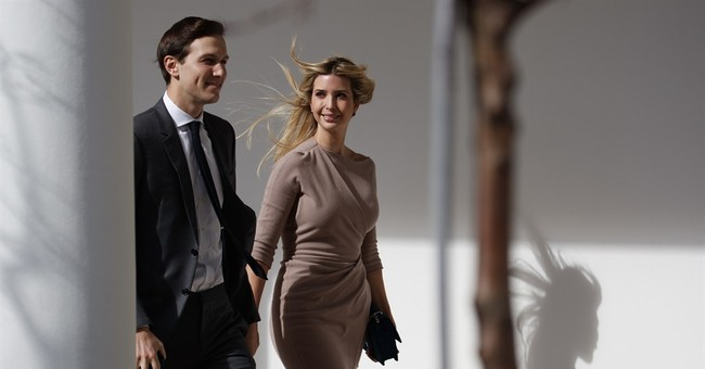 Ivanka's biz prospers as politics mixes with business