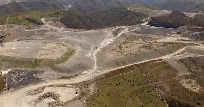 What to do with a former coal mine? Make it a solar farm