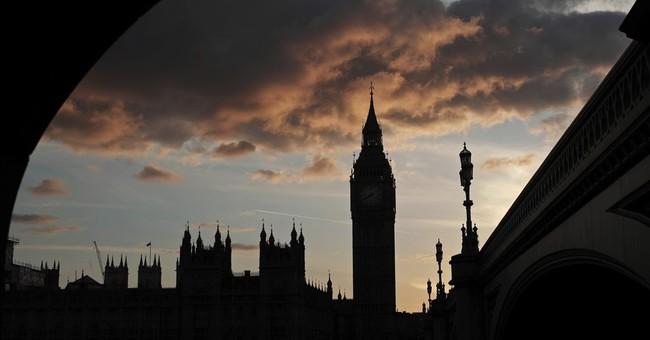 British parliament backs PM Theresa May's plan for June 8 snap election