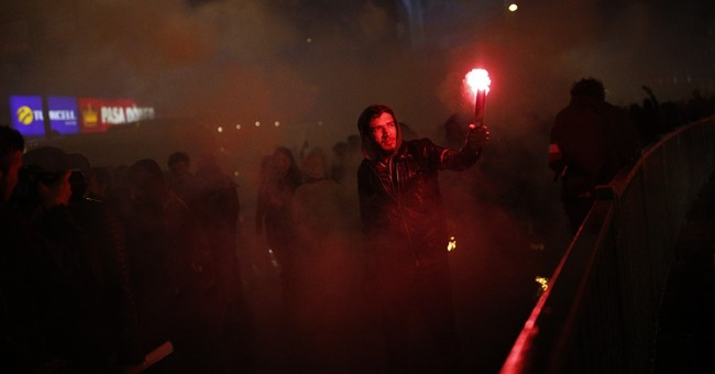 The Latest: State of emergency extended in Turkey