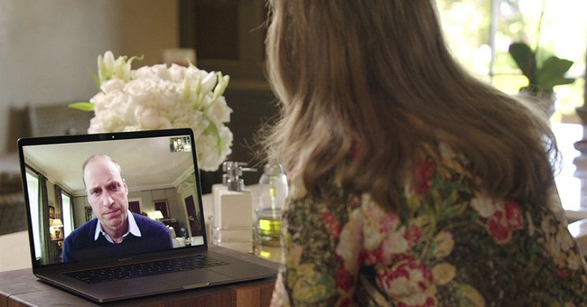 Prince William speaks with Lady Gaga on mental health