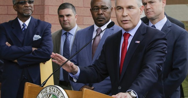 EPA chief makes first Superfund site visit with Indiana stop