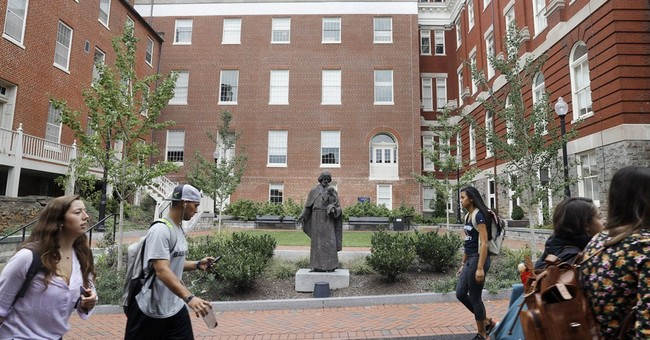 Georgetown University renames buildings for enslaved people