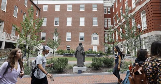 Georgetown University renames buildings for enslaved people