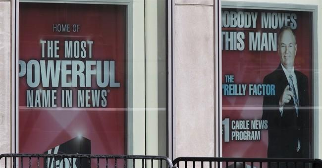 Fox stock gains ground following O'Reilly firing