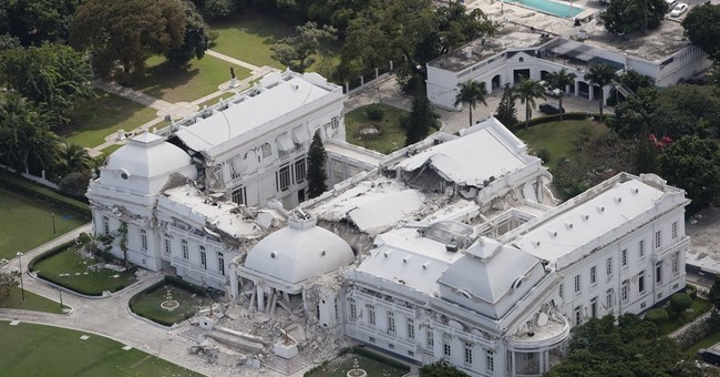 Haiti to rebuild National Palace smashed in 2010 earthquake