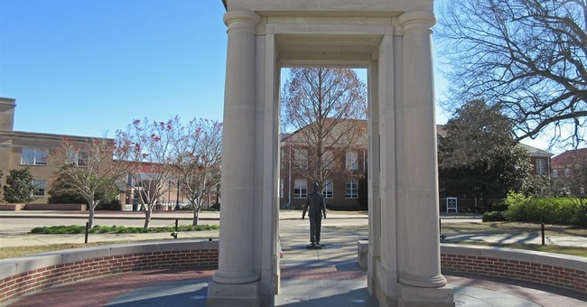 From Faulkner to the Ole Miss campus in Oxford, Mississippi