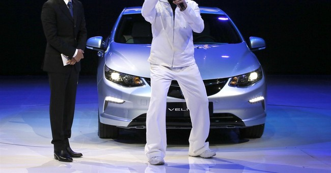 The latest from the Shanghai auto show