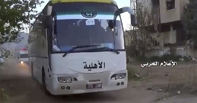 Syria resumes reciprocal evacuations after deadly bombing