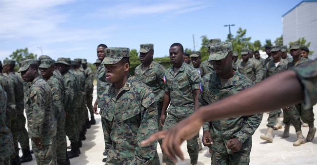 Haiti aims to revive military as end of UN mission looms