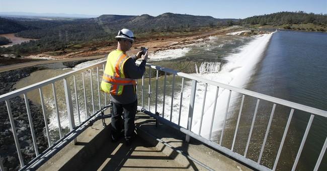 California awards Nebraska company $275M contract to fix dam
