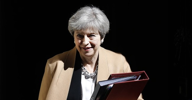 Back to the ballot box: UK lawmakers approve June 8 election