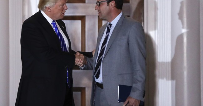 Trump pick for Commerce's No. 2 withdraws, blames conflicts