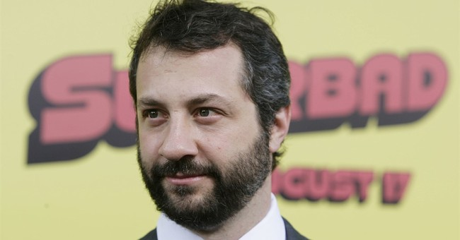 Sick, and sicker: Apatow has new book of comedian interviews