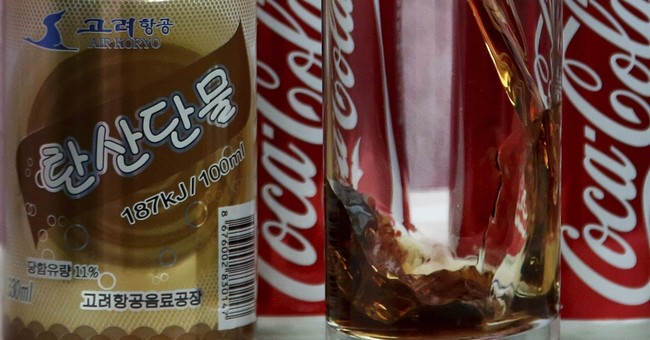 Coca-Cola in North Korea? It's (usually not) the Real Thing