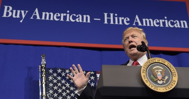 AP Explains: How Trump's 'Buy American' order could play out