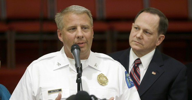 St. Louis police chief decides to retire after mayor meeting