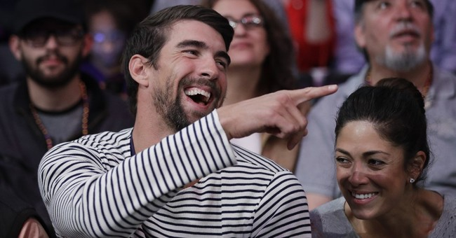 Phelps on possible comeback: 'We'll see if I get that itch'