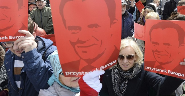 EU's Tusk questioned for hours in Polish investigation