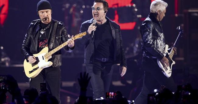 U2, Red Hot Chili Peppers, The Weeknd to headline Bonnaroo