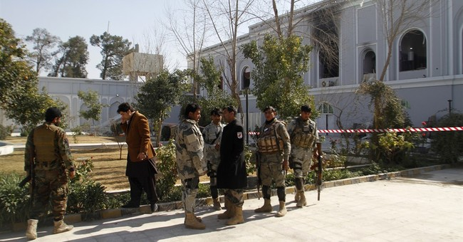 US report: Afghan forces not yet capable of securing country