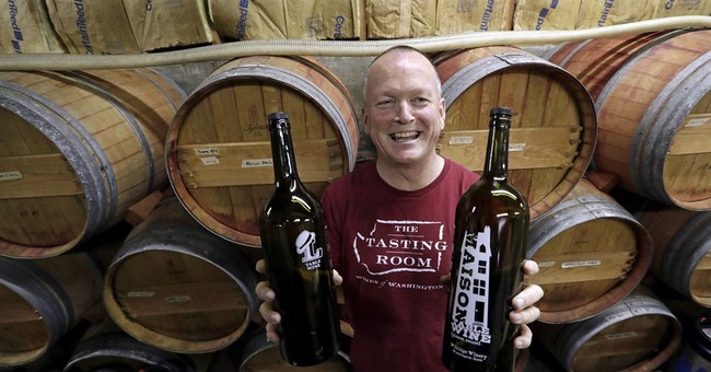 Wine without hassle: Washington state eyes store refills
