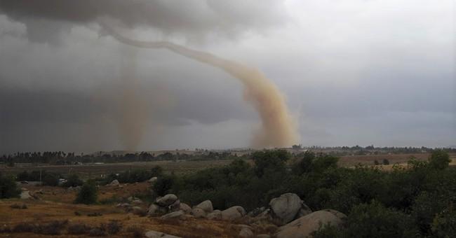 Correction: California Tornado-Q&A story