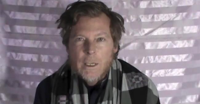 Taliban release video showing American, Australian captives