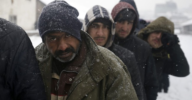 Lowest temperatures in decades in parts of eastern Europe