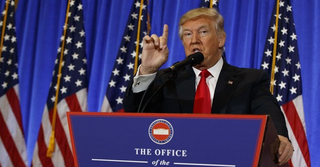 Trump says BuzzFeed 'garbage' for publishing allegations