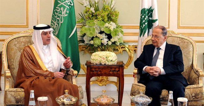 Lebanese leader defends Iran ties after Saudi visit