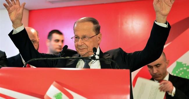 Lebanese leader defends Iran ties after Saudi visit