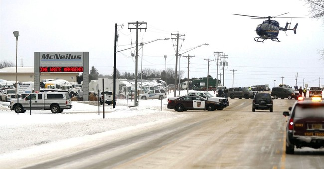 6 people injured in explosion at Minnesota truck plant