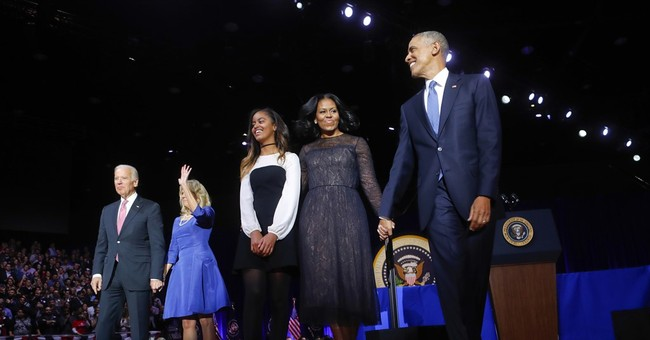 Obama not slipping away quietly from presidency