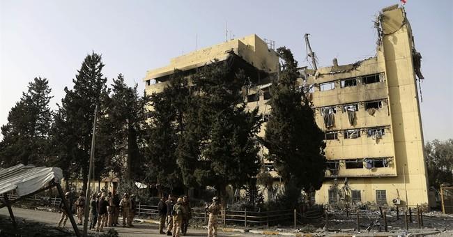 Fierce battles leave hospital in Iraqi city of Mosul gutted