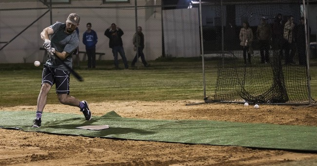 Jewish-American pros look to boost baseball in Israel