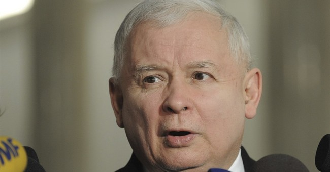 Head of Poland's ruling party to reprimand Germany's Merkel