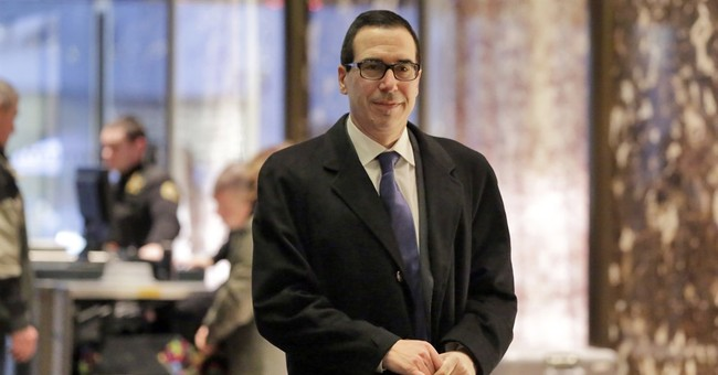 Trump's Treasury pick boosted an investment with TV talk