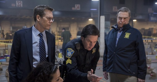 Review: In 'Patriots Day,' a community disarms terrorism